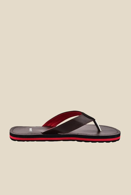 Sparx Brown Flip Flops