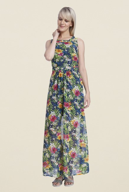 Vero Moda Multicolor Maxi Dress