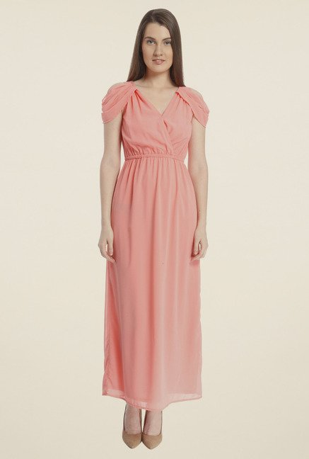 Vero Moda Coral Empire-line Dress