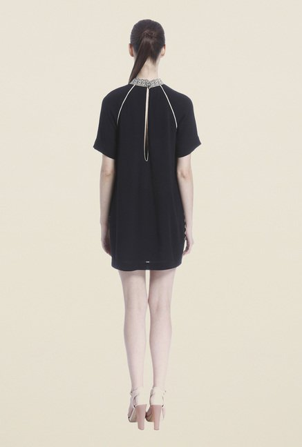 Vero Moda Black Shift Dress
