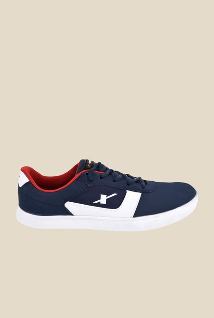 Sparx Cobalt Blue Casual Shoes