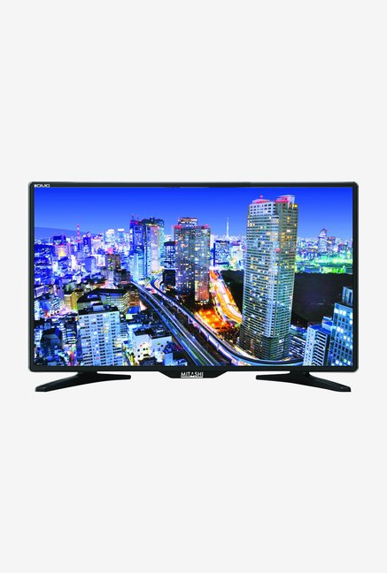 Mitashi MiE024v10 60.9 cm (24) HD Ready TV (Black)
