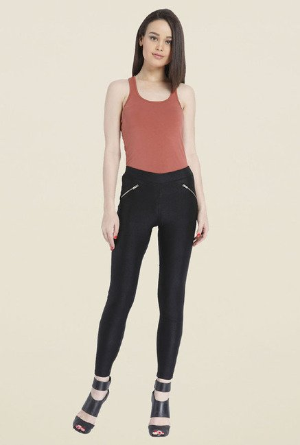 Only Black Skinny Fit Jeggings