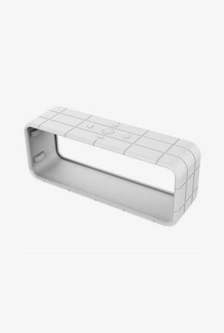 TANNC Outer Shell Case for Bluetooth Speaker (White)