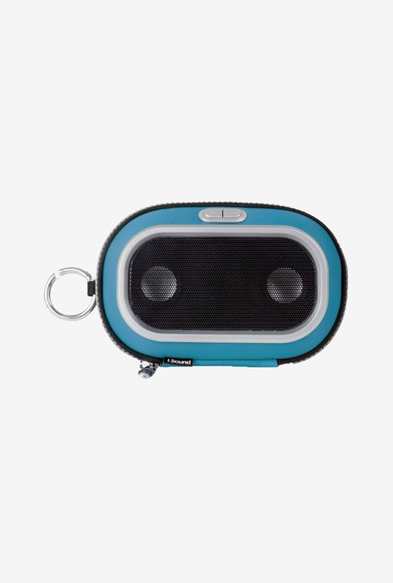 Isound 1670 Concert To Go Portable Speaker Case (Blue)