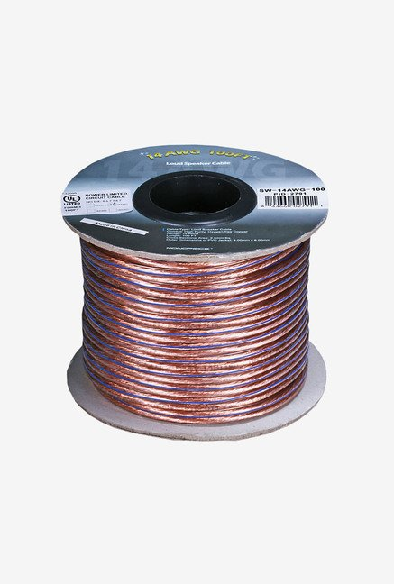 Monoprice Choice 14AWG 102791 100 Feet Speaker Wire (Brown)