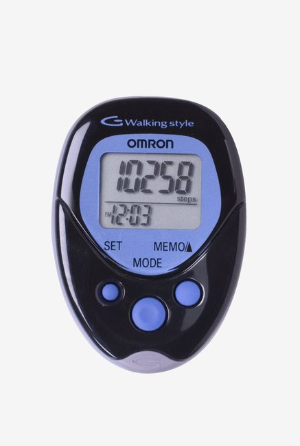 Omron Hj-113 Walking Style Pocket Pedometer (Black)