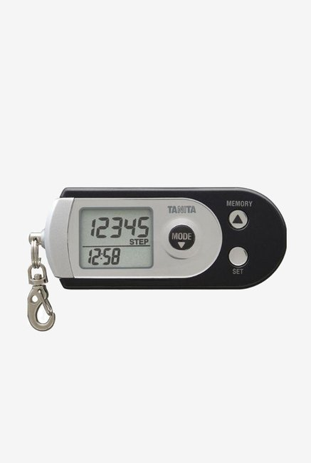 Tanita Pd724 3-Axes Pedometer Place In Pocket Handbag Black