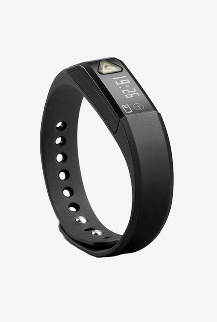 Vidonn X5 Ip67 Bluetooth V4.0 Pedometer Wristband (Black)