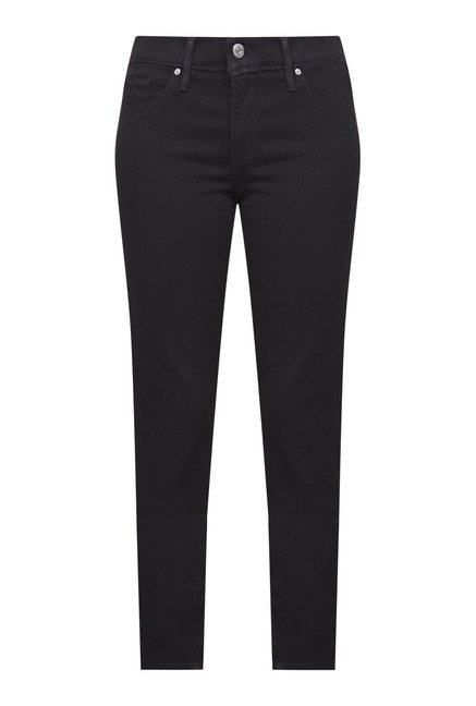 Levi's Black 312 Shaping Slim Jeans