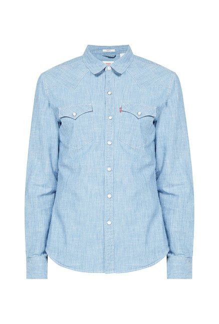 Levi's Light Blue Shirt