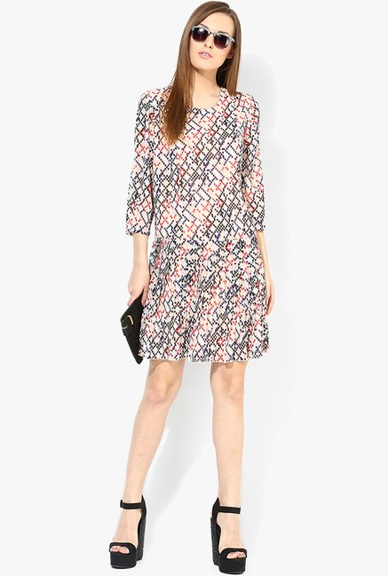 Only Multicolor Printed Dress