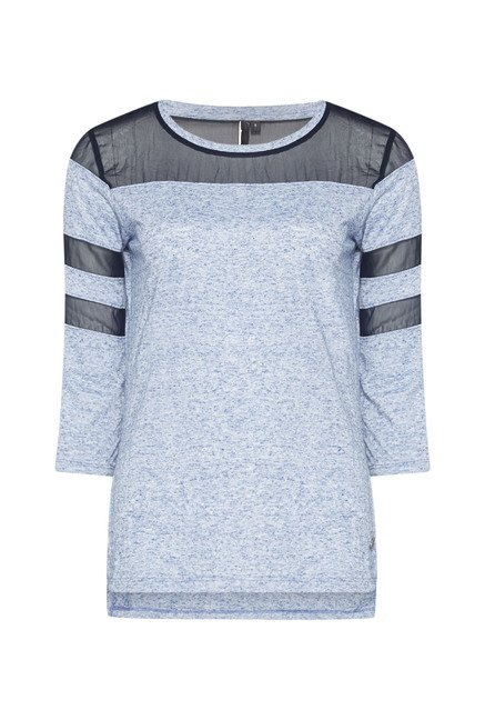 LOV by Westside Indigo Jennifer Top
