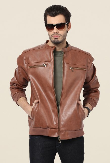 Yepme Henry Brown Jacket