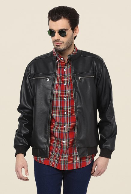 Yepme Henry Black Jacket