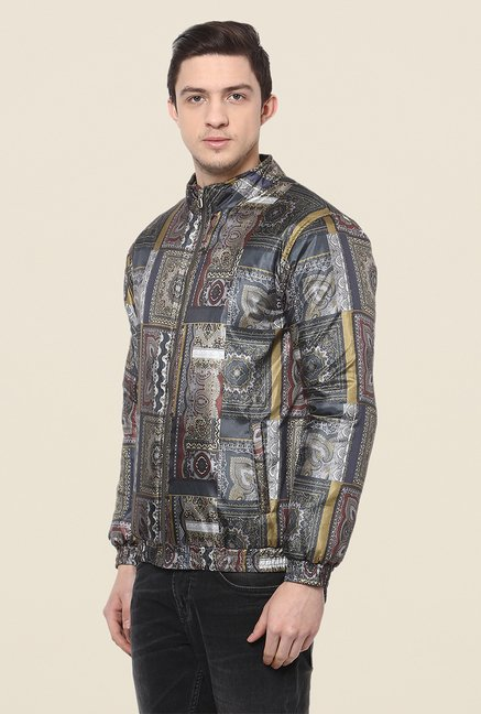 Yepme Trent Multicolor Printed Jacket