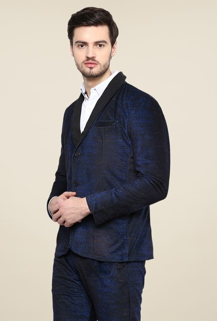 Yepme Bekker Blue Party Blazer