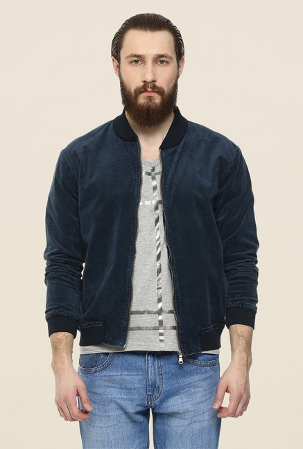 Yepme Blue Keven Party Jacket
