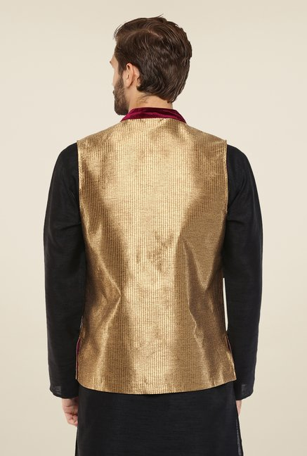 Yepme Gold Mark Nehru Jacket