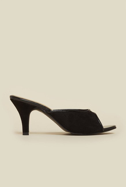 Inc.5 Black Stiletto Sandals