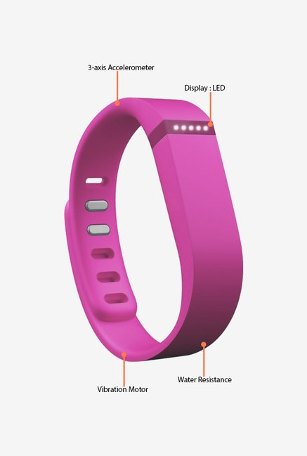 Fitbit Flex Wireless Activity Tracker (Violet)