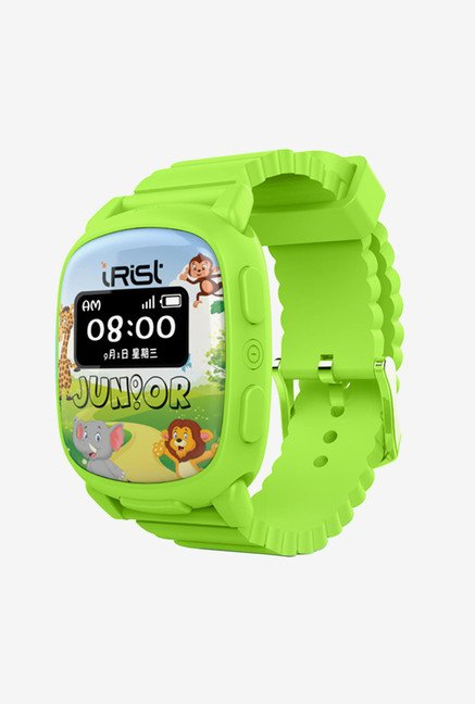 Intex iRist Junior Smartwatch (Green)
