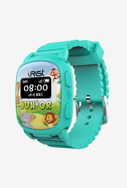 Intex iRist Junior Smartwatch (Turquoise)
