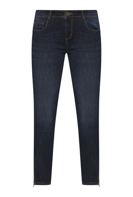 LOV by Westside Navy Angie Jeans