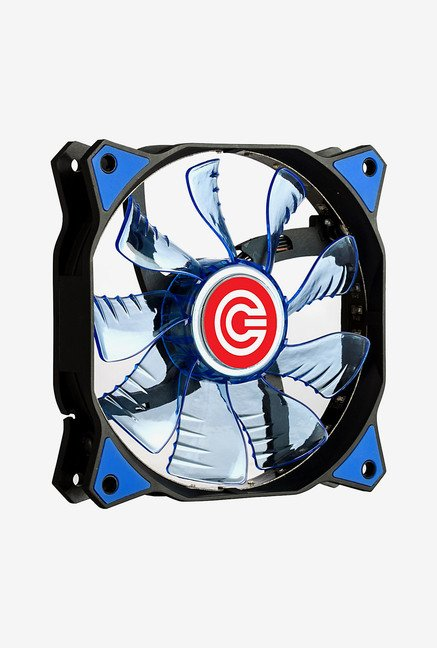 Circle CG 16XB 12 V Gaming LED Fan (Black)