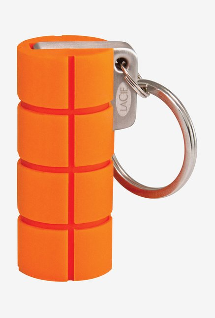 Lacie RuggedKey LAC9000146 16 GB Pen Drive (Orange)