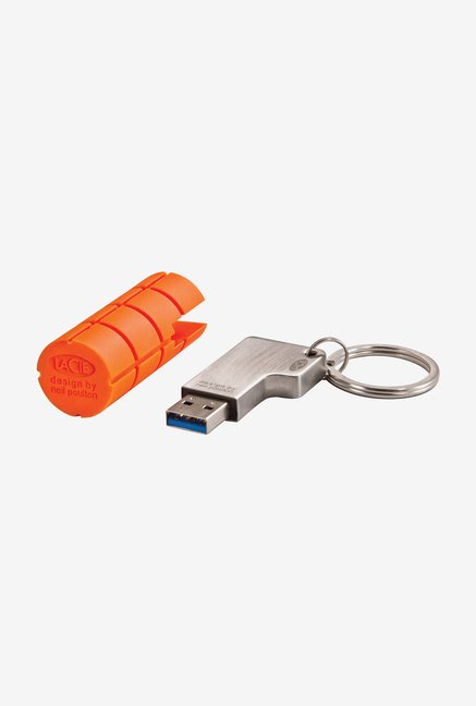 Lacie RuggedKey LAC9000399 64 GB Pen Drive (Orange)