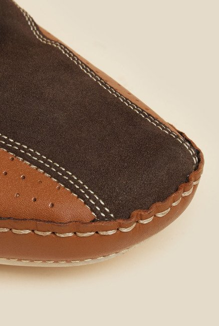 Buckaroo Gamez Brown Casual Shoes
