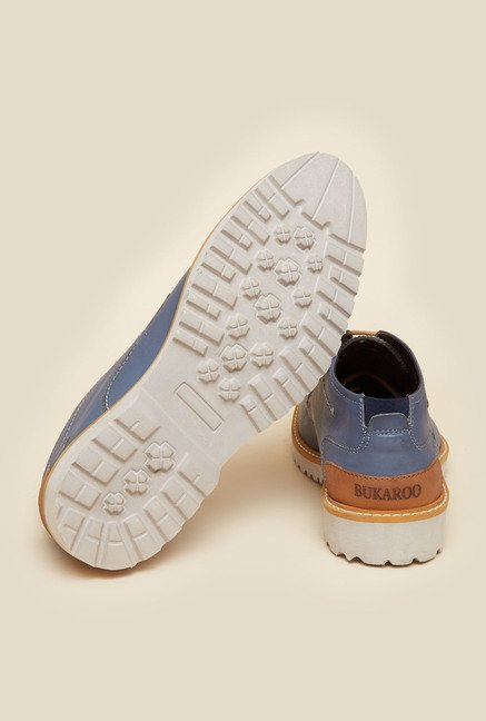 Buckaroo Jacobo Blue Shoes