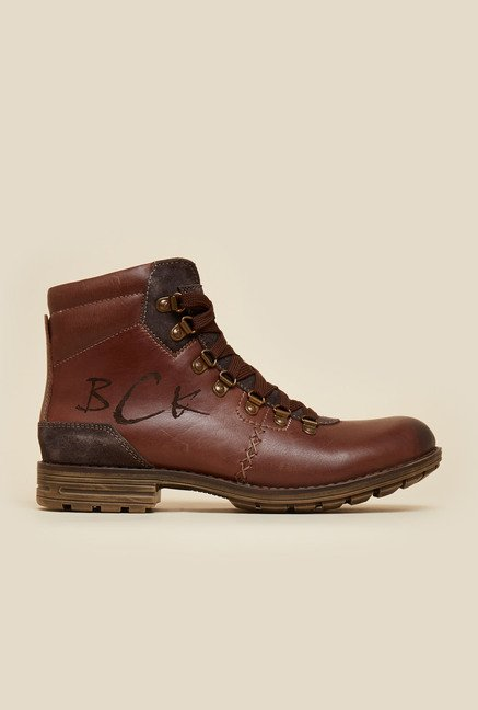 BCK by Buckaroo Daxon Brown Boots