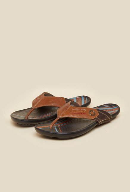 Buckaroo Houston Tan Sandals