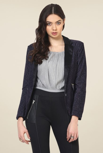 Yepme Wine Sterry Party Blazer