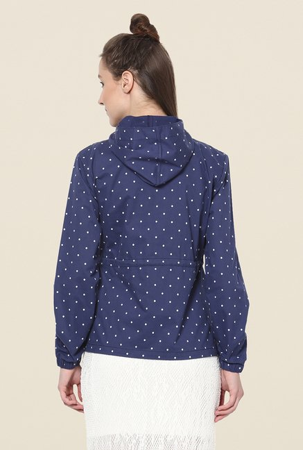 Yepme Blue Ellie Full-sleeved Jacket