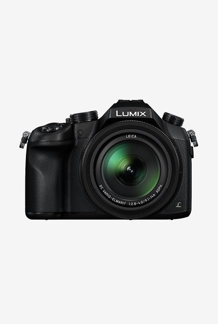 Panasonic Lumix FZ1000 21.1 MP Point & Shoot Camera (Black)