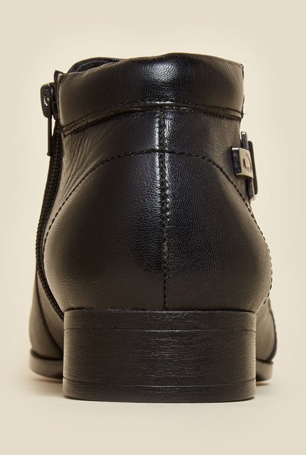 Privo by Inc.5 Black Casual Boots