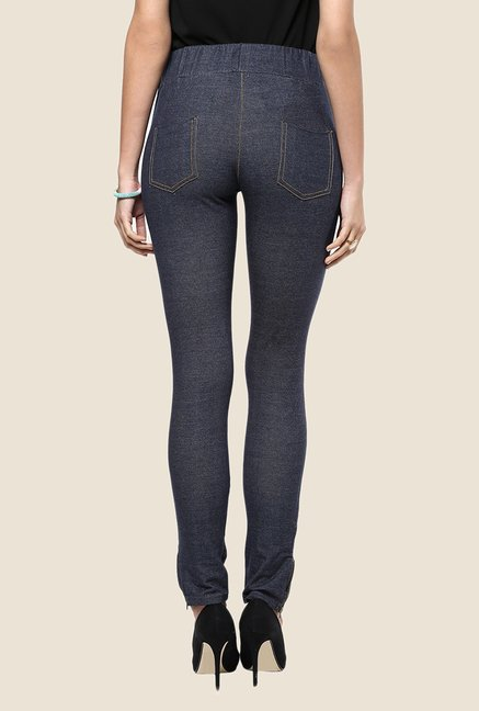 Yepme Regina Blue Jeggings