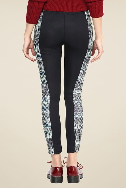 Yepme Jackui Multicolor Party Leggings