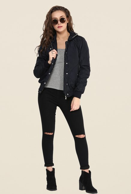 Yepme Navy Sandra Party Jacket
