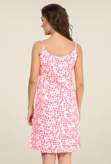Yepme Flavia Pink Slip Dress