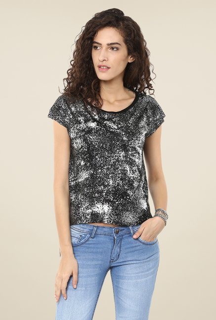 Yepme Black Roxy Party Top