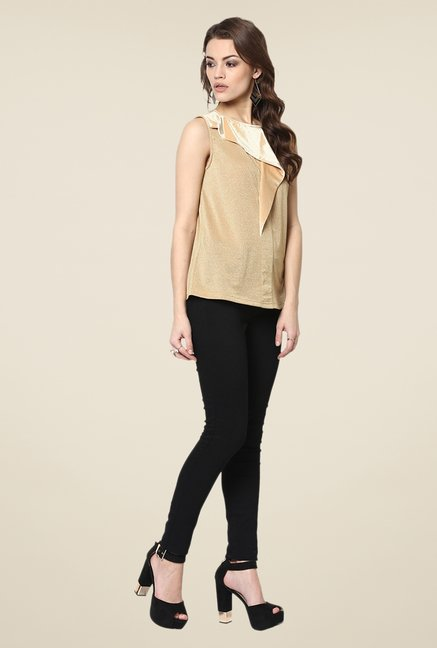 Yepme Gold Mia Party Top