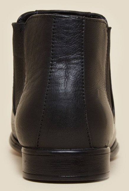 Privo by Inc.5 Black Chelsea Boots