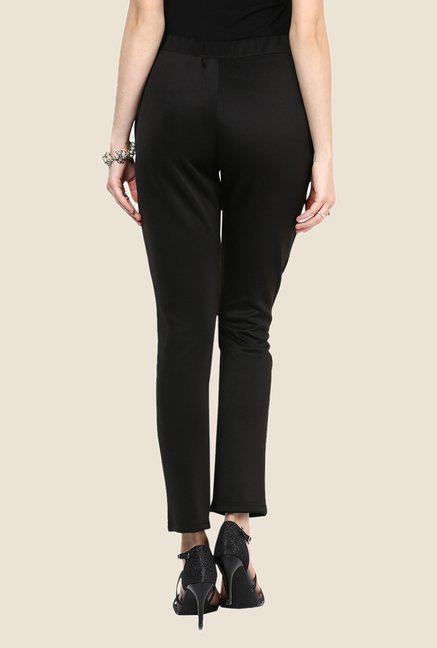 Yepme Electra Black Party Jeggings