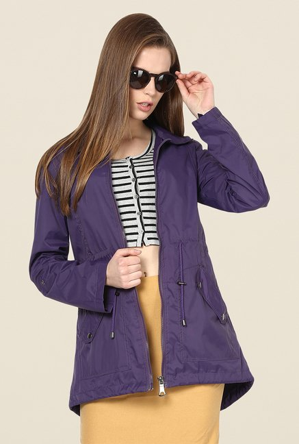 Yepme Purple Clarice Jacket