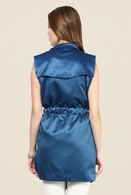 Yepme Blue Noria Party Jacket