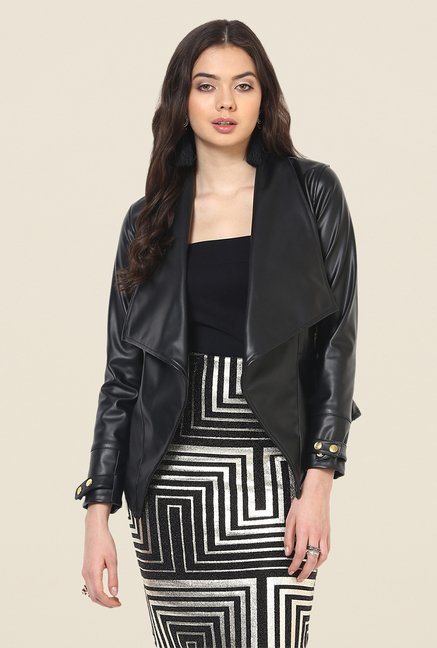 Yepme Black Kristie Party Jacket